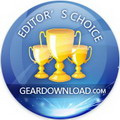 GearDownload Editor's Choice Award